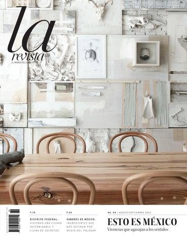940d5cb420 La Revista 69 by La Revista Mexico - issuu