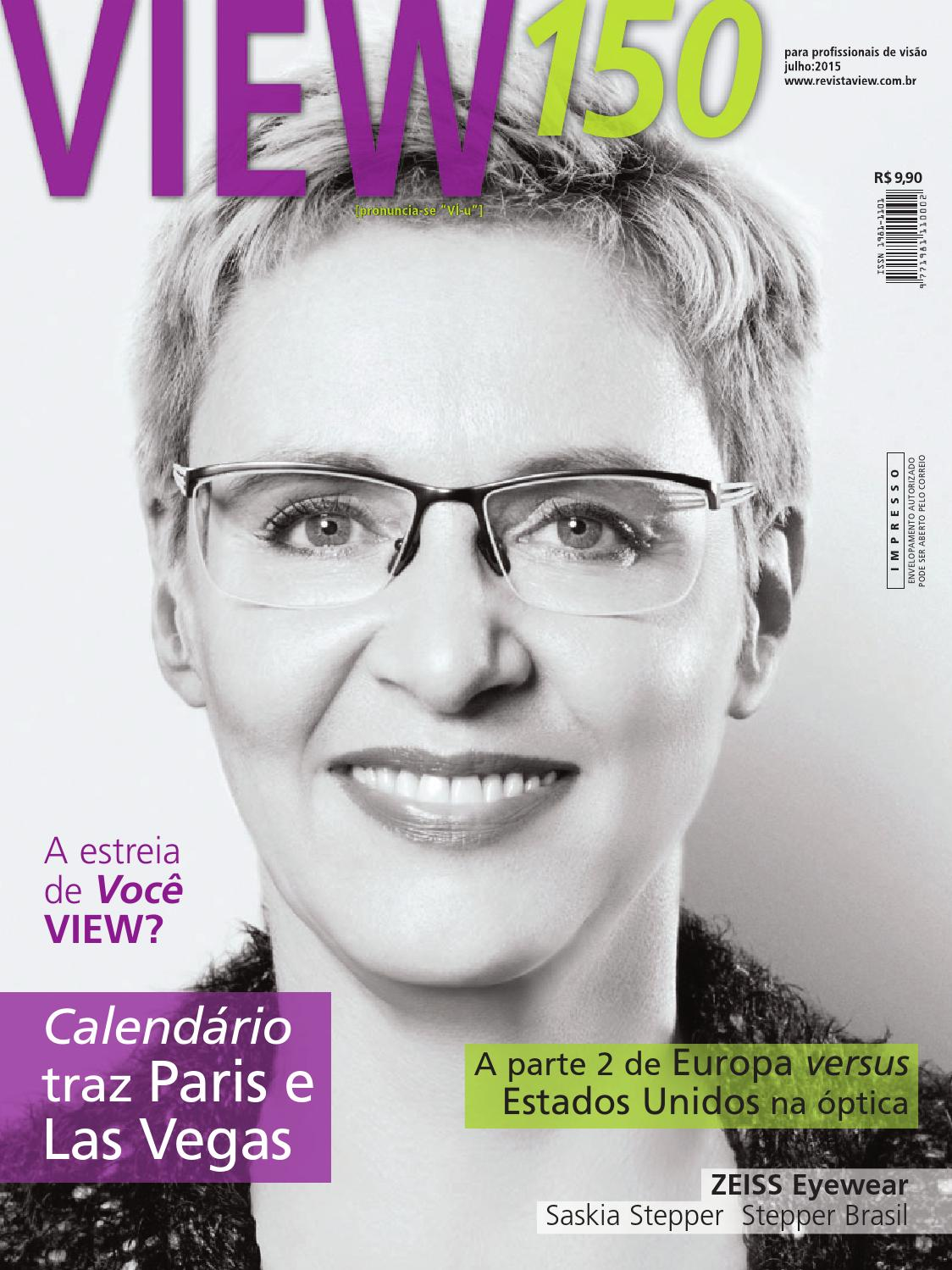 VIEW 150 by Revista VIEW - issuu 2d860ed698