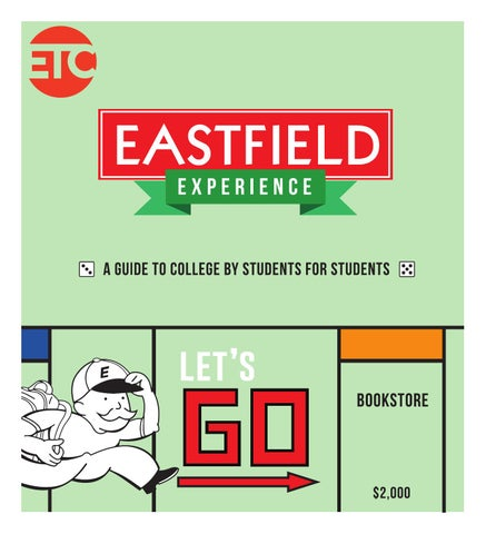 Eastfield Experience 2015 16 By The Et Cetera Issuu