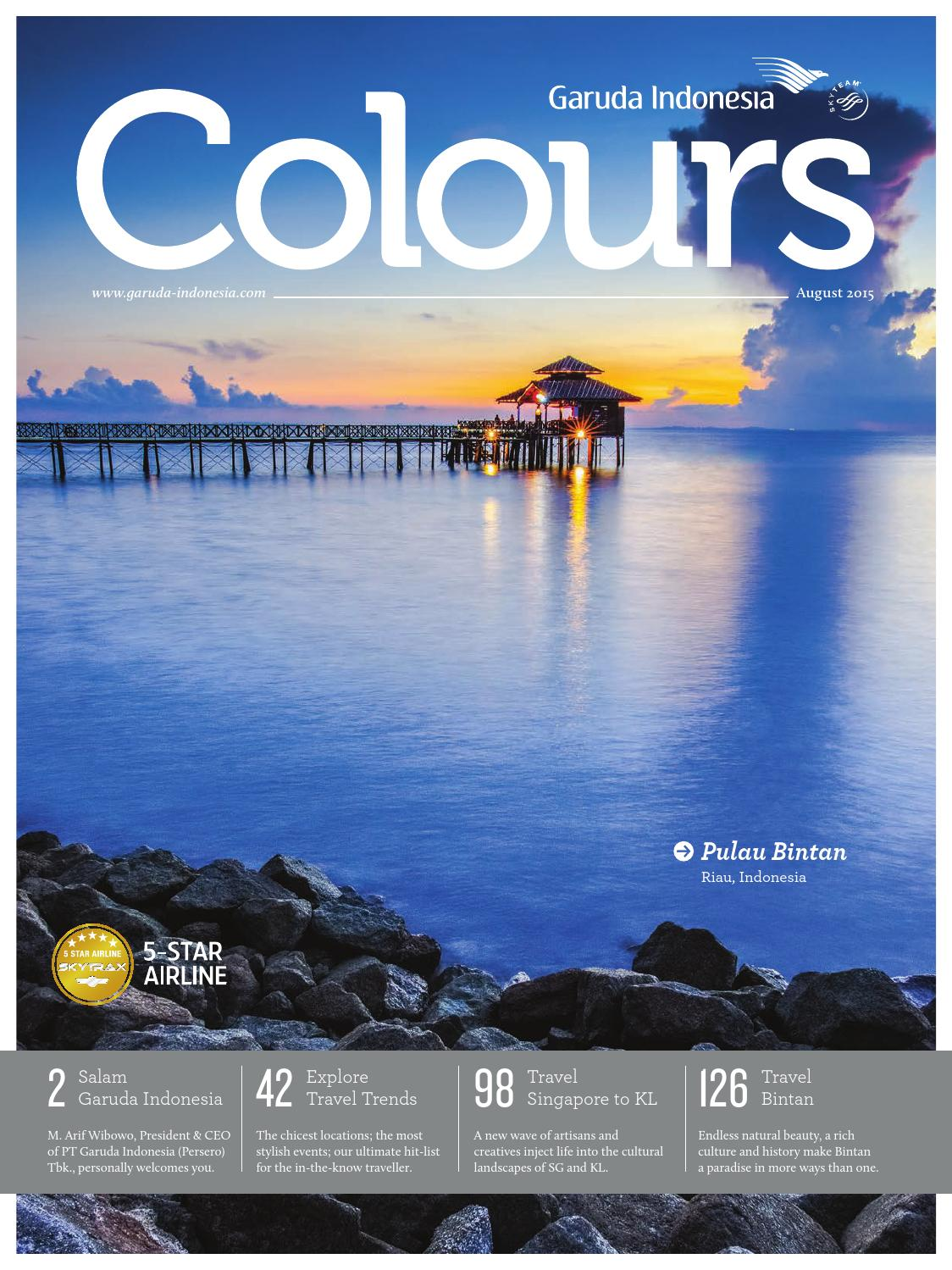Decoration Sous Sol 2015 colours garuda indonesia august 2015agency fish - issuu