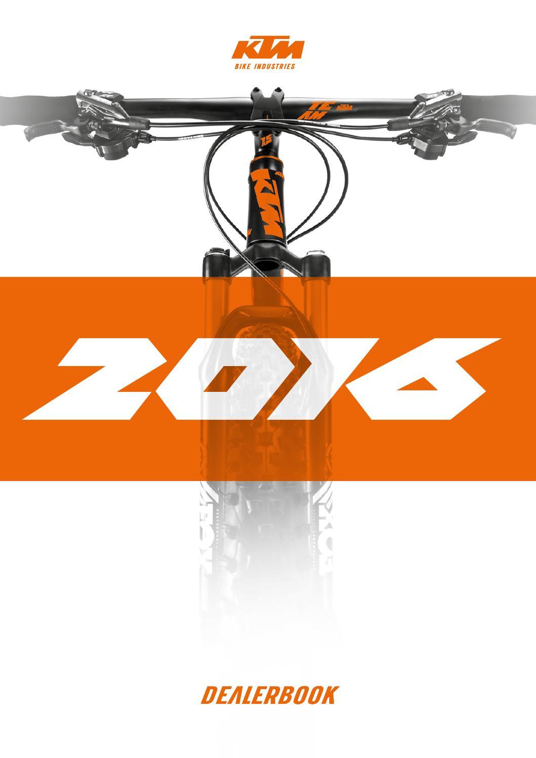 KTM Dealerbook 2016 by KTM Bike Industries - issuu