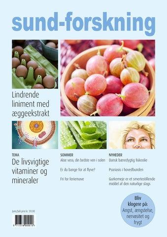 sædceller øger frugtvarer