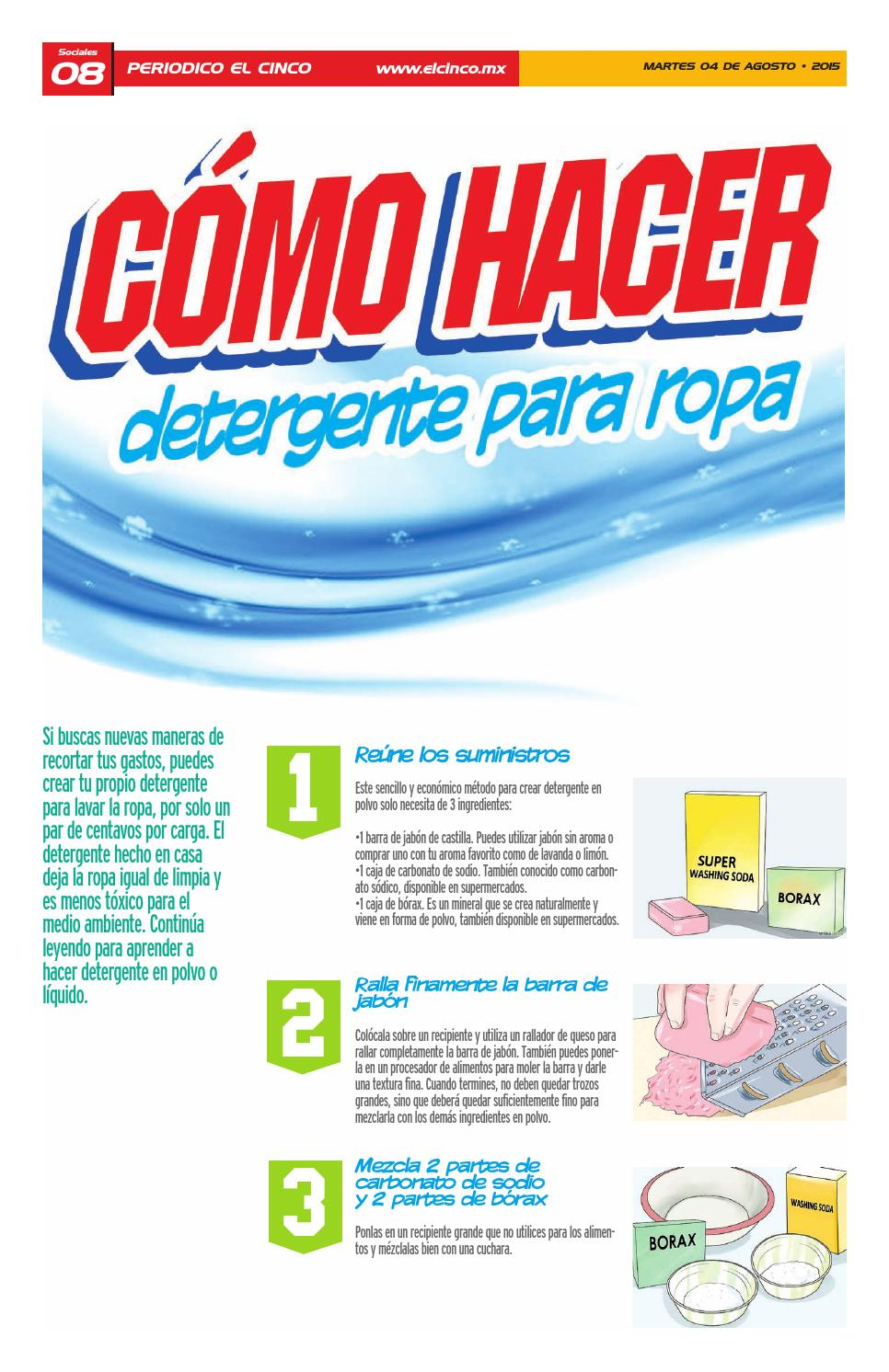 04082015 By Periodico 5inco Issuu