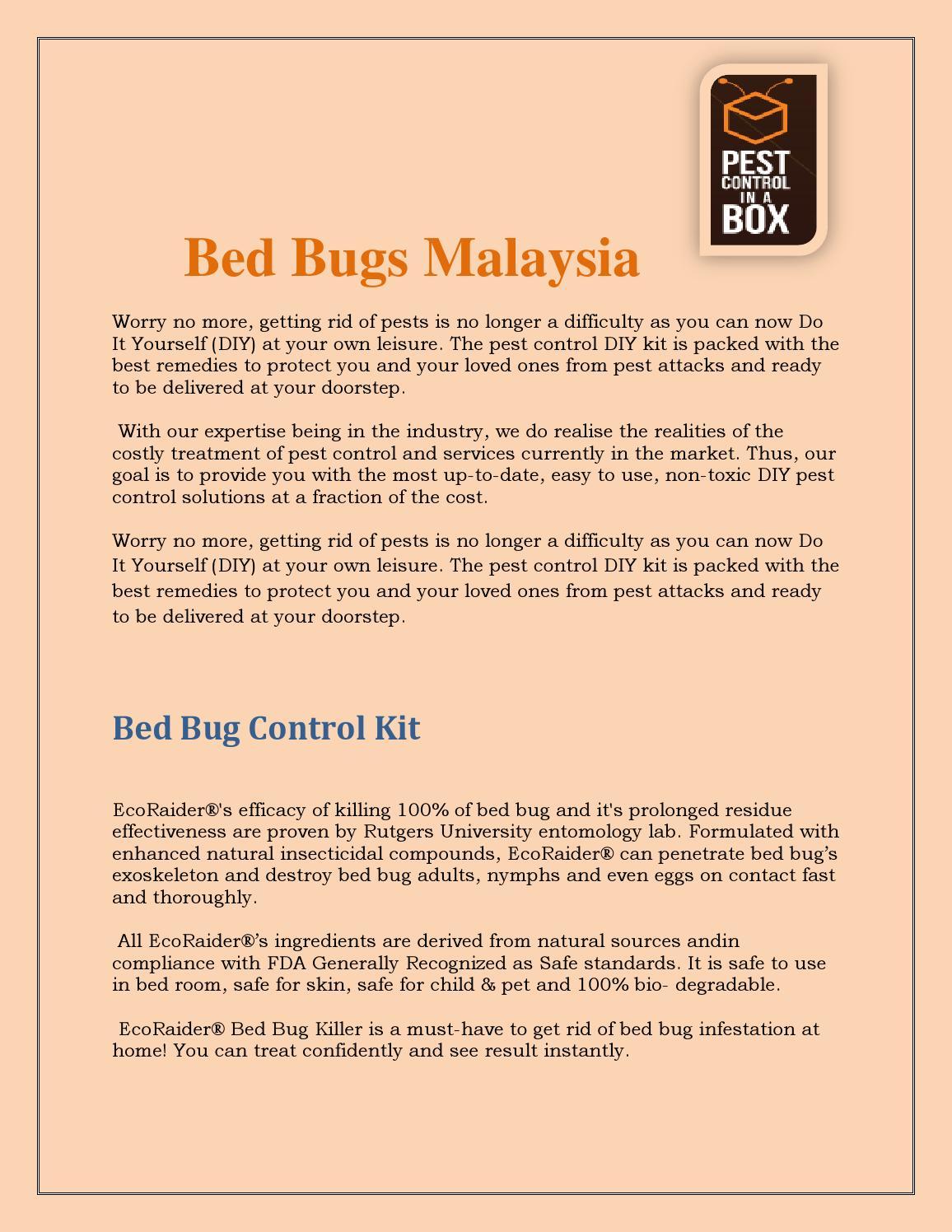 bug hec eradication bugs bed cost treatment heat thermapure chart