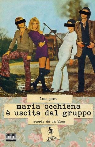 Maria occhiena è uscita dal gruppo by Fritz Gatti - issuu 4464b34db63