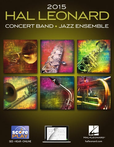 2015 hal leonard concert bandjazz ensemble by hal leonard page 1 fandeluxe Gallery