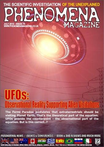 ccf7fa6bddb6 Phenomena magazine july 2015 by Steve Mera - issuu