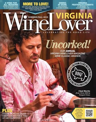 Virginia Wine Lover Magazine Summer/Fall 2015 by VistaGraphics - issuu