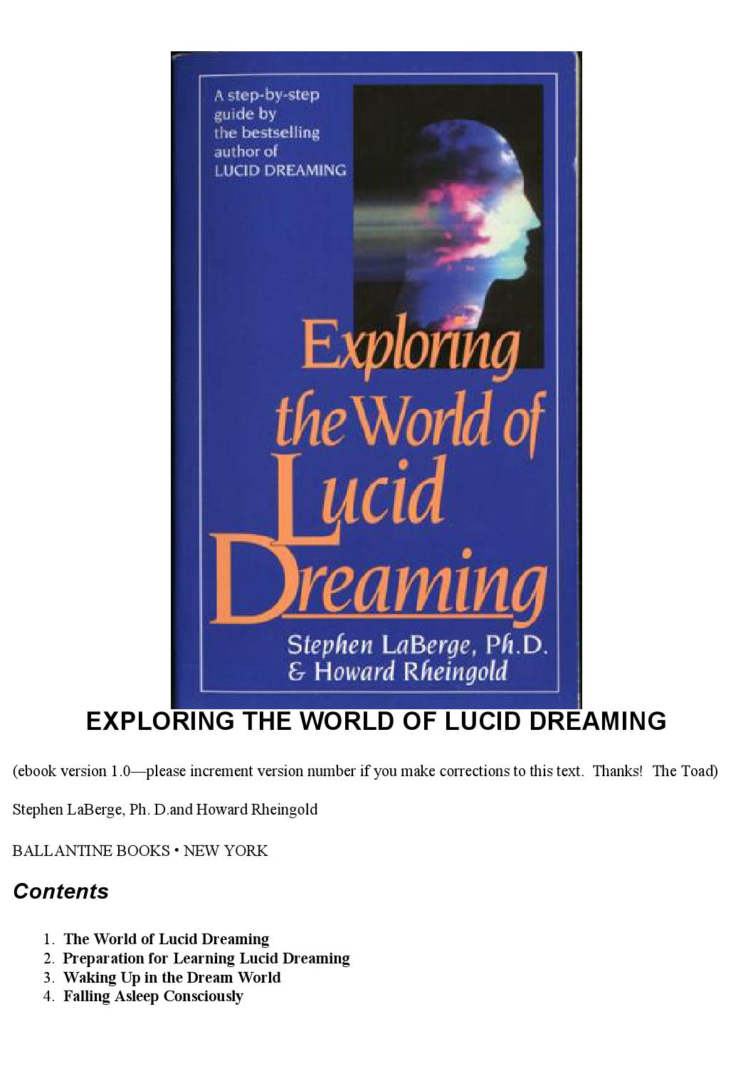 The best: exploring the world of lucid dreaming online dating
