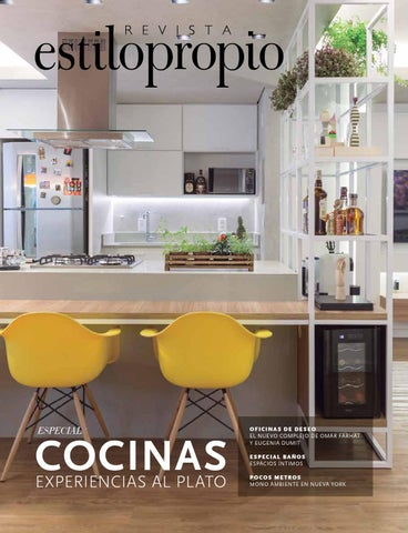 Estilo propio 28 by revista estilo propio issuu for Catalogo inodoros ferrum