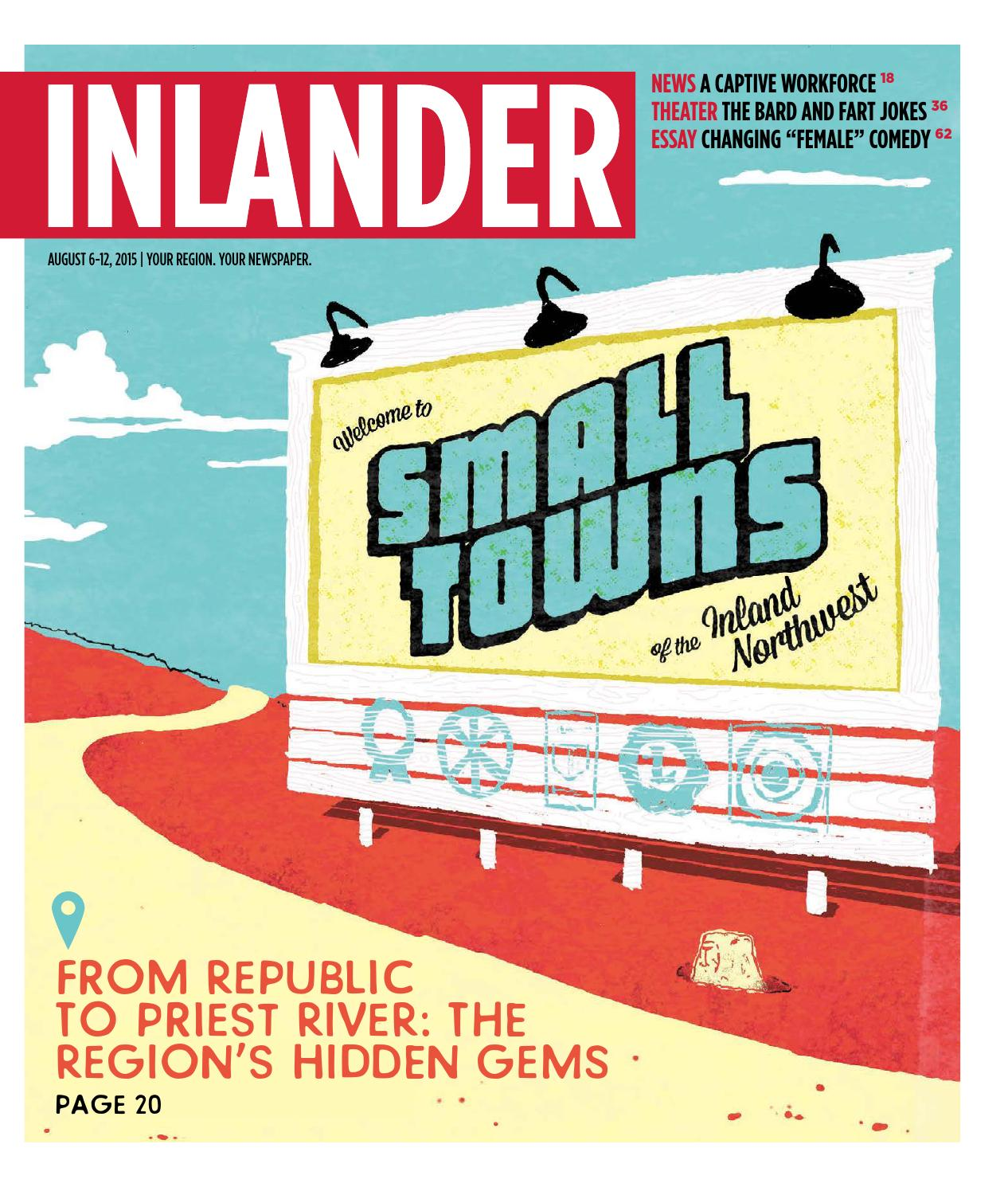 Inlander 08/06/2015 by The Inlander - issuu