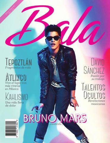 1844fc3f74ed9 Revista Bala by Caro - issuu