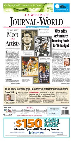 3535462320d9 Lawrence Journal-World 08-05-2015 by Lawrence Journal-World - issuu