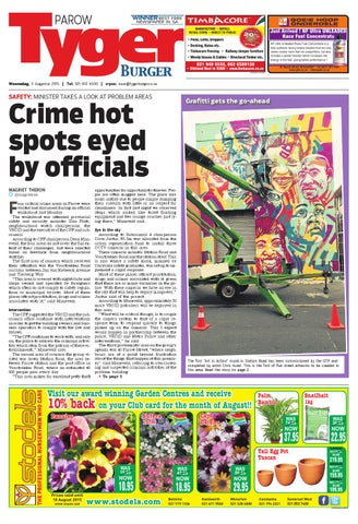 Tygerburger parow 20150805 by tygerburger newspaper issuu page 1 ccuart Images