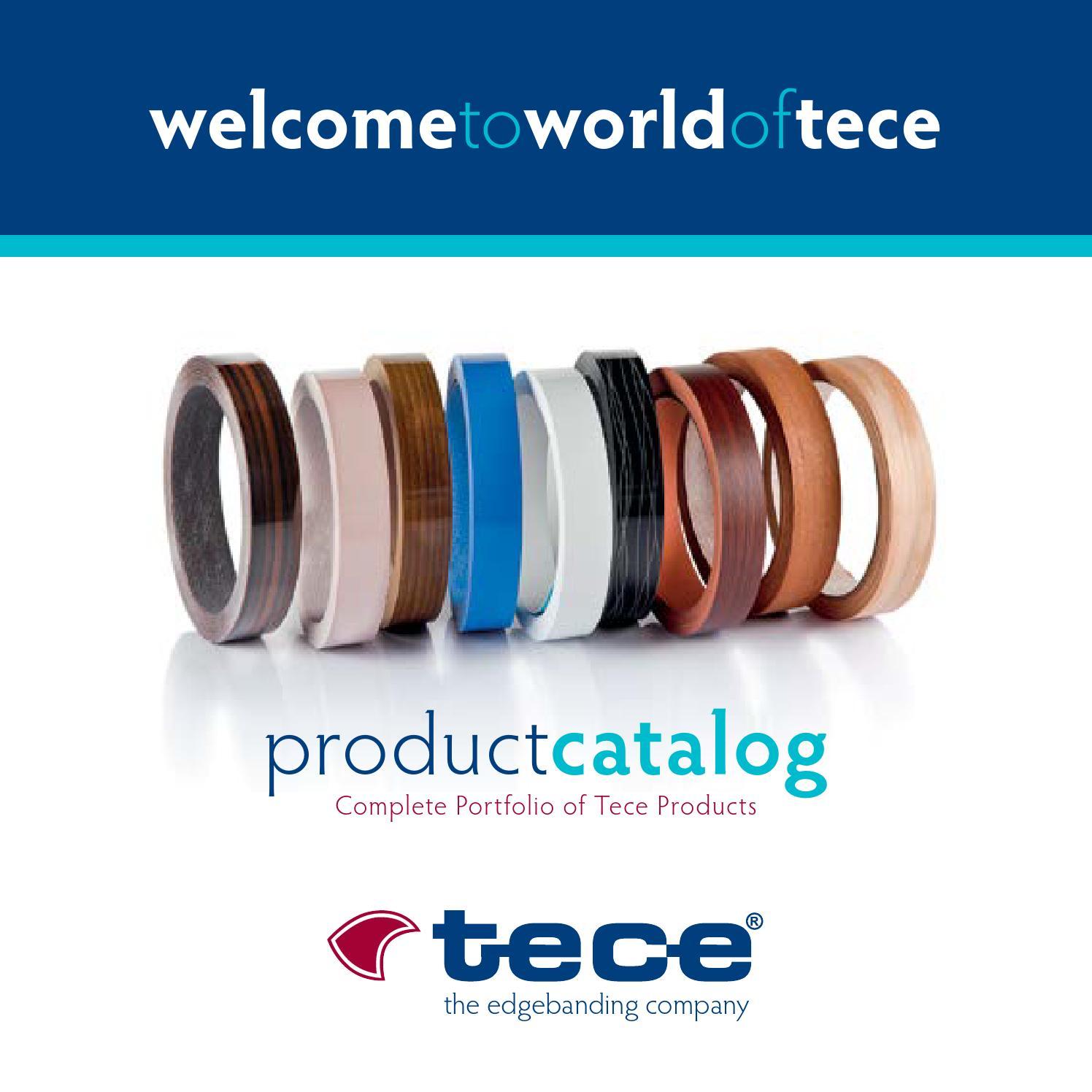Tece E-Catalog by Tece Dekor A S  - issuu
