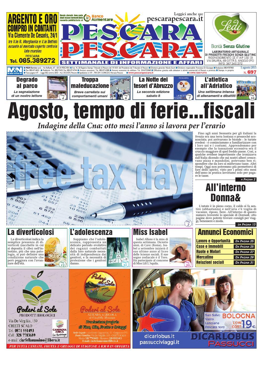 PescaraPescara n° 697 05 08 2015 by PescaraPescara - issuu a3e6f5fafd6