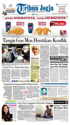 Tribunjogja 04-08-2015 by tribun jogja - issuu 5c23181265