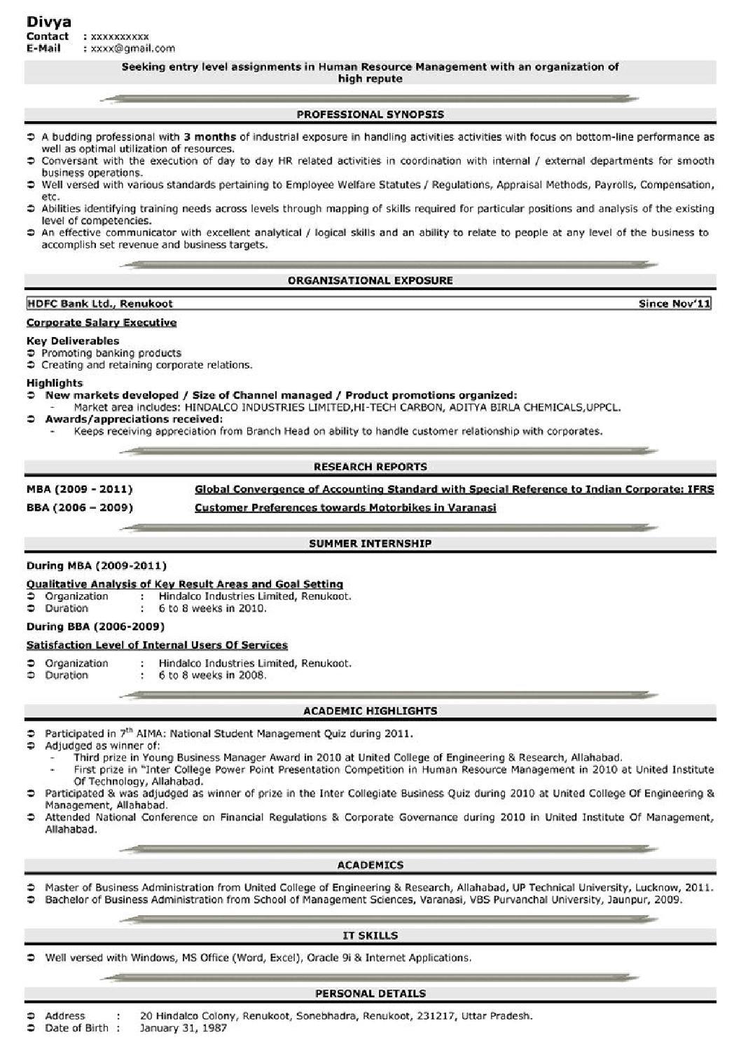 high quality free resume maker  fresher resumes