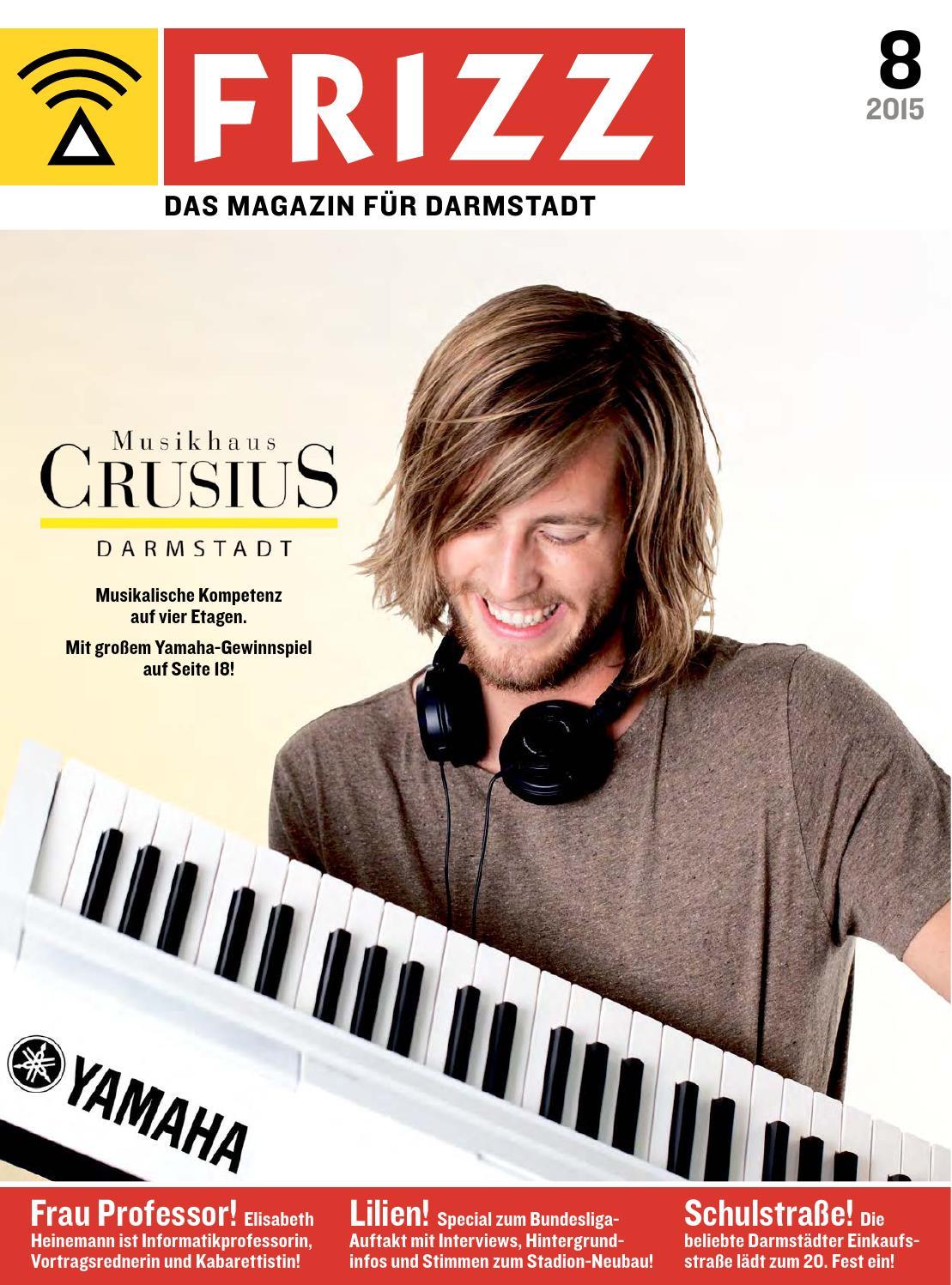 FRIZZ - Das Magazin für Darmstadt - 08 / 2015 - Ausgabe 389 by FRIZZ ...
