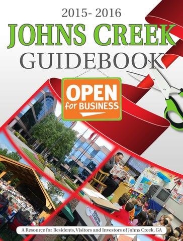 Johns Creek Guidebook 2015 by PubMan, Inc  - issuu