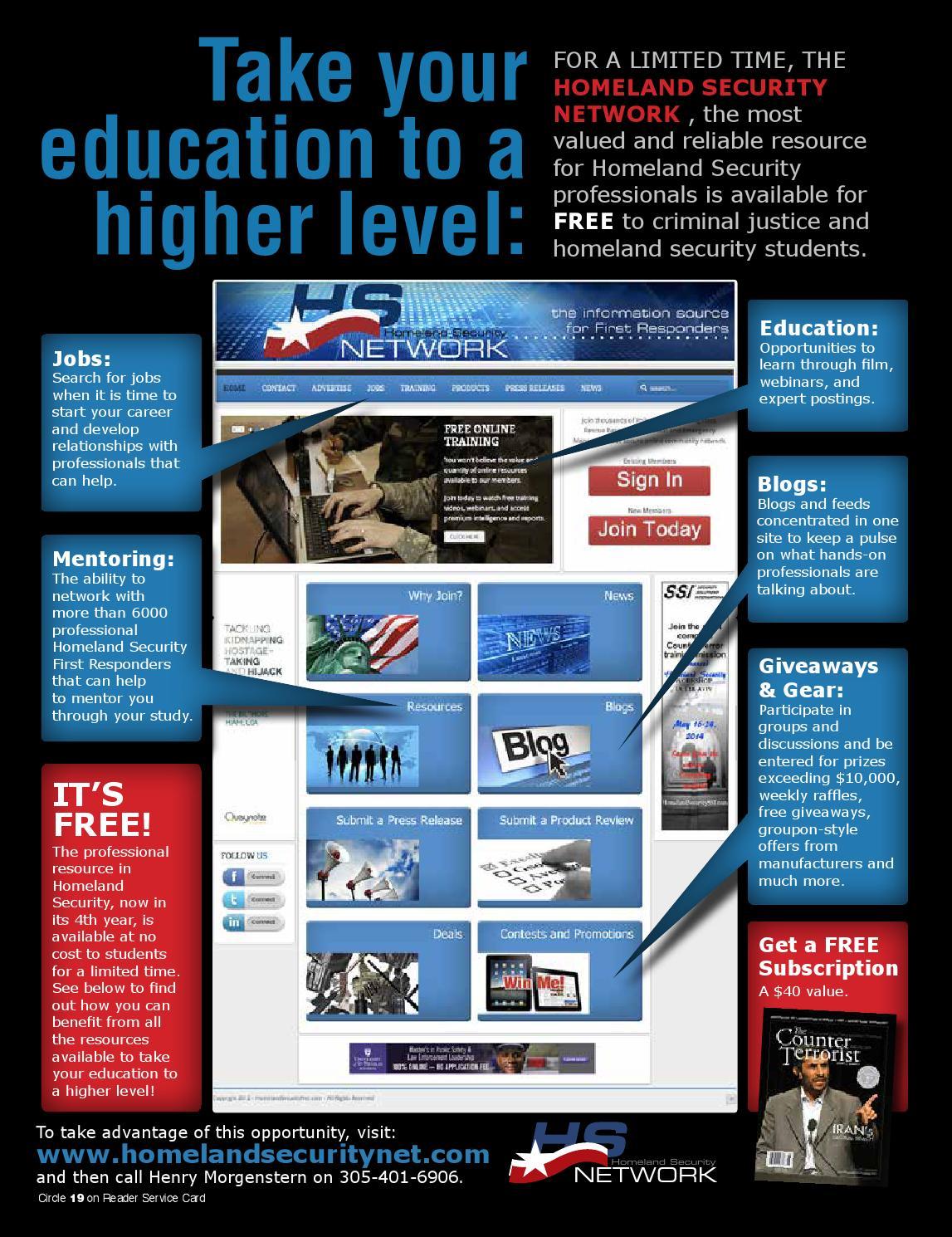 The Counter Terrorist Magazine Aug Sept By Solomon