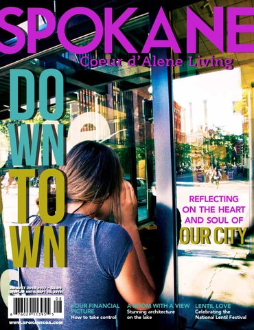 Spokane CDA Living August 2015 by Spokane magazine - issuu