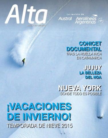 Alta Julio 2015 by Roberto Lizarazu - issuu a129de403183