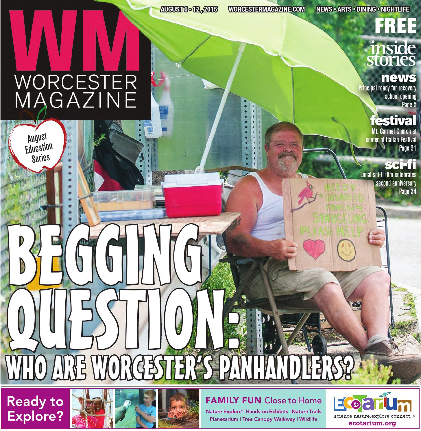 Worcester Magazine August 6 12 2015 by Worcester Magazine issuu
