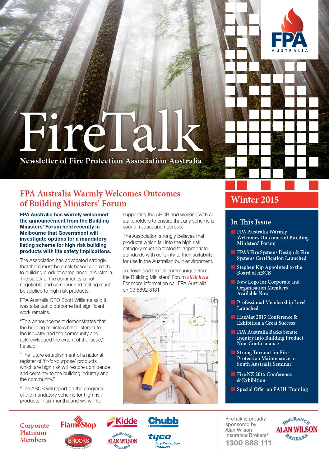 Firetalk winter 2015 the newsletter for fire protection firetalk winter 2015 the newsletter for fire protection association members by josephkeller issuu xflitez Image collections