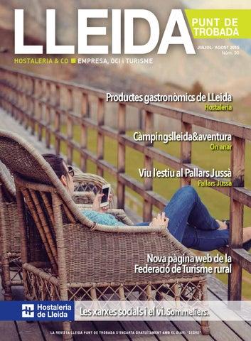 Lleida punt de trobada 30 by g mini grup issuu - Oficina turisme lleida ...