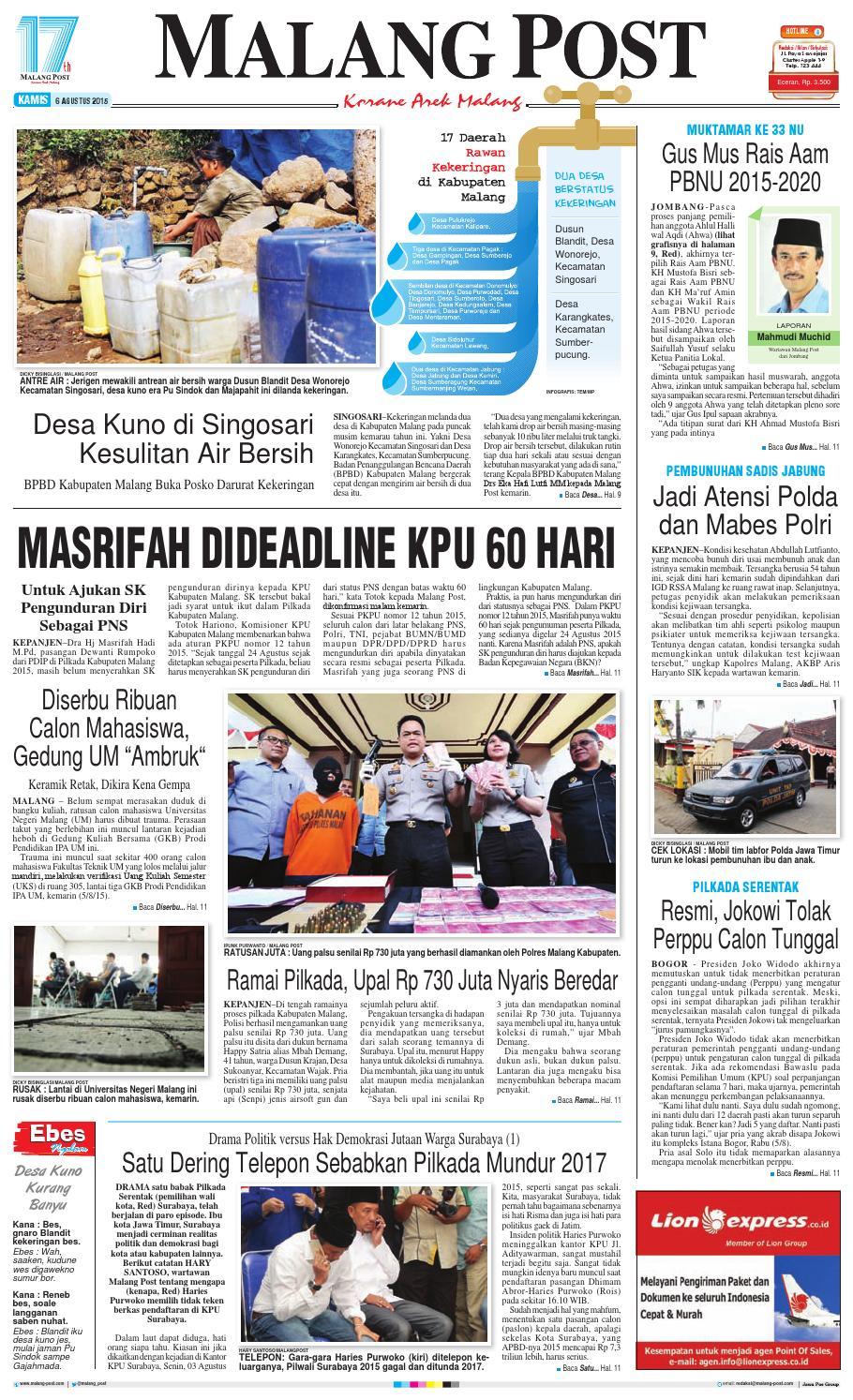 Mp0608 By Mpost Issuu Produk Ukm Bumn Kain Batik Middle Premium Sutera