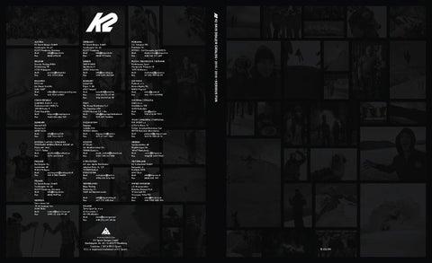 Katalog K2 Ski 2015 16 By Snowsport Snowsport Issuu
