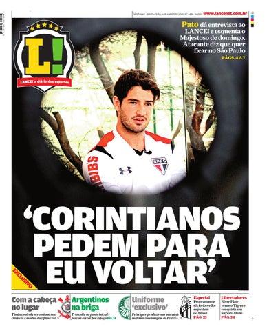 Jornal o Lance by lotequeiros - issuu 115ea67b5eb4f