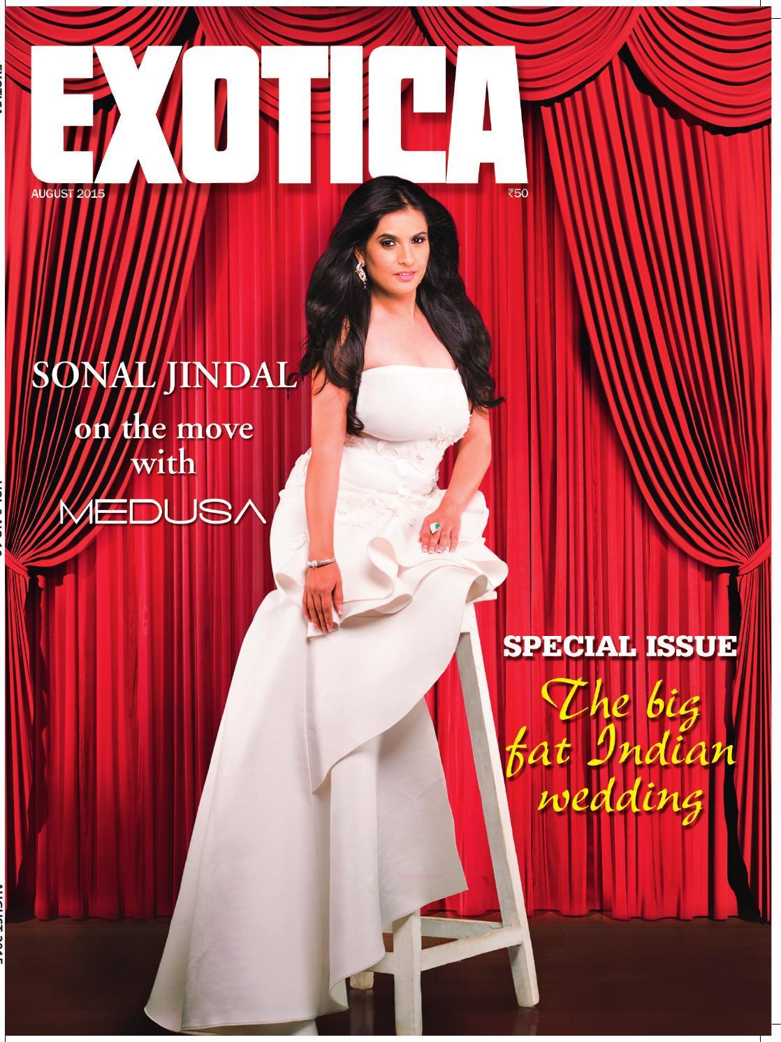 Exotica aug 2015 by Exotica Magazine - Issuu