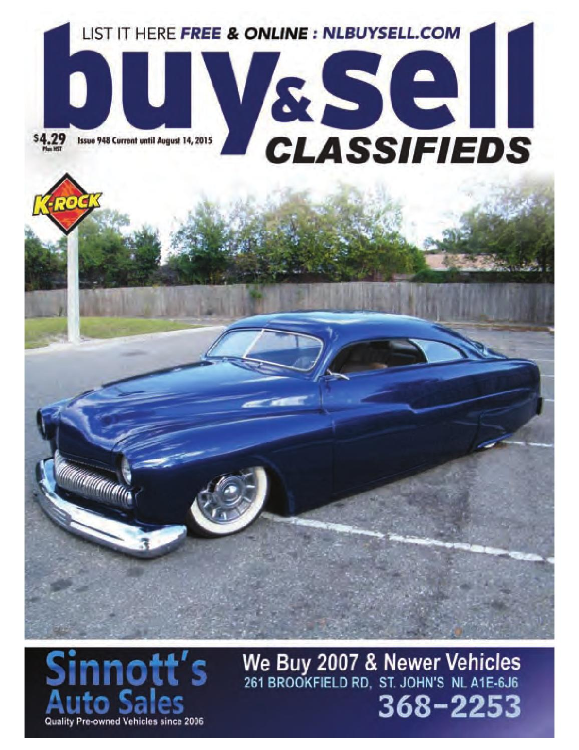 The Buy Sell Magazine Issue 948 By Nl Issuu 1960 Pontiac Catalina Wiring Diagrams