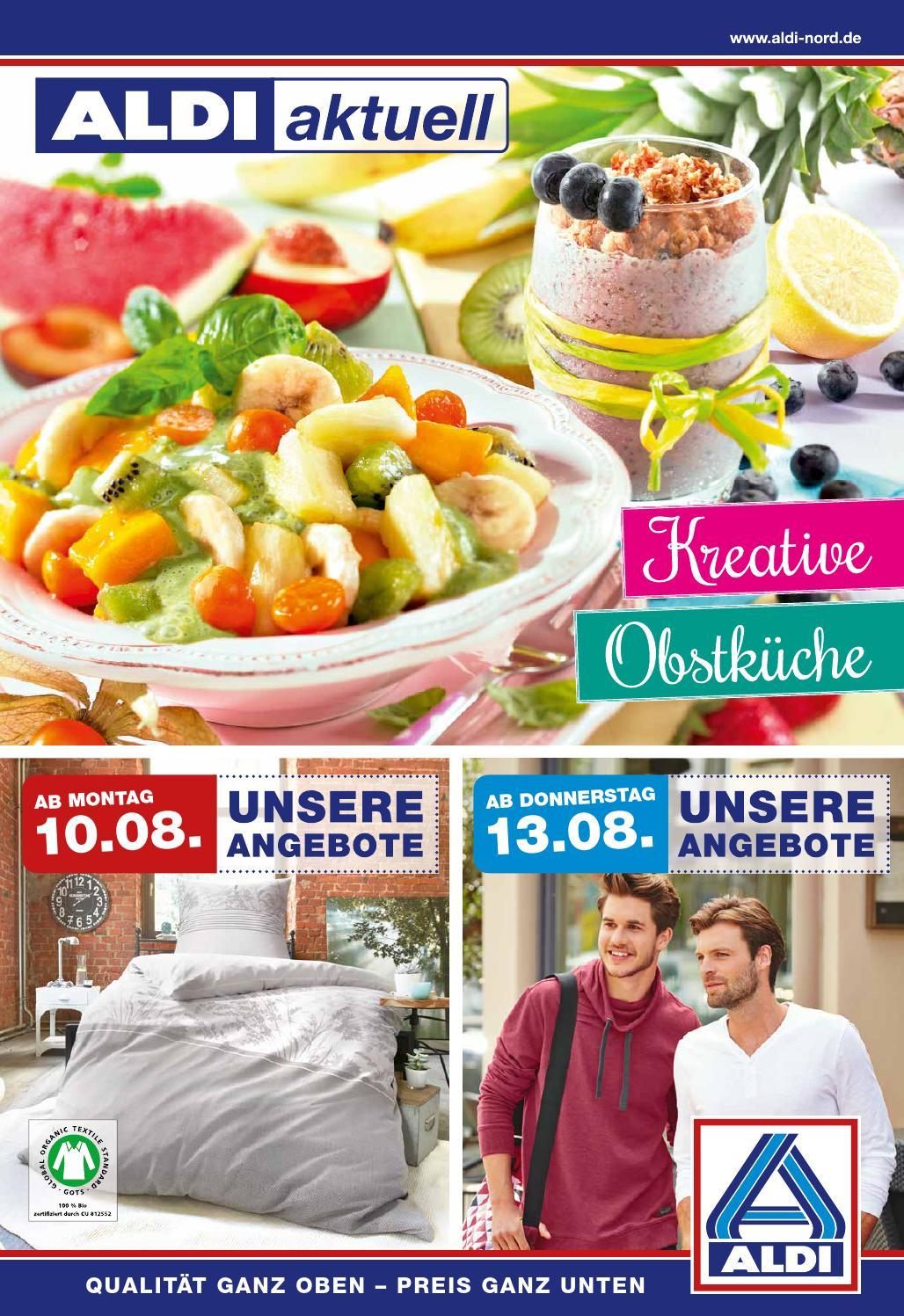 Aldi Nord Prospekt Angebote ab 10.08.15 KW33 by
