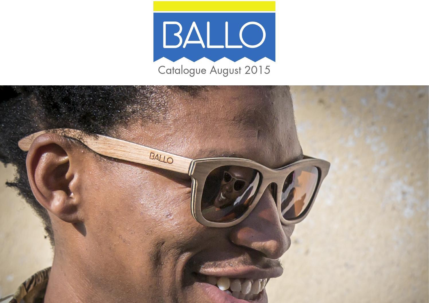 4d75f8036d9 BALLO catalogue August 2015 by A Ballo - issuu