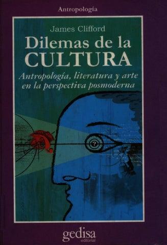 sale retailer ab776 36da9 Clifford j 1988 dilemas de la cultura by Elegbara Laroye - issuu