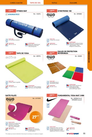 Intersport Catalogue Forme 2015 2016 By Intersport France