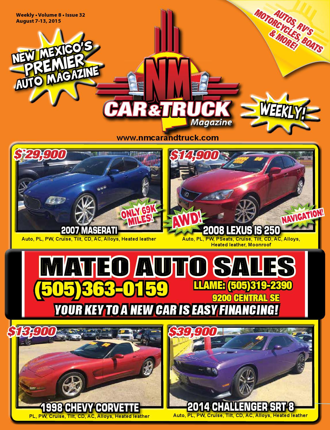Nm car and truck magazine issue 32 by nm car and truck magazine official issuu