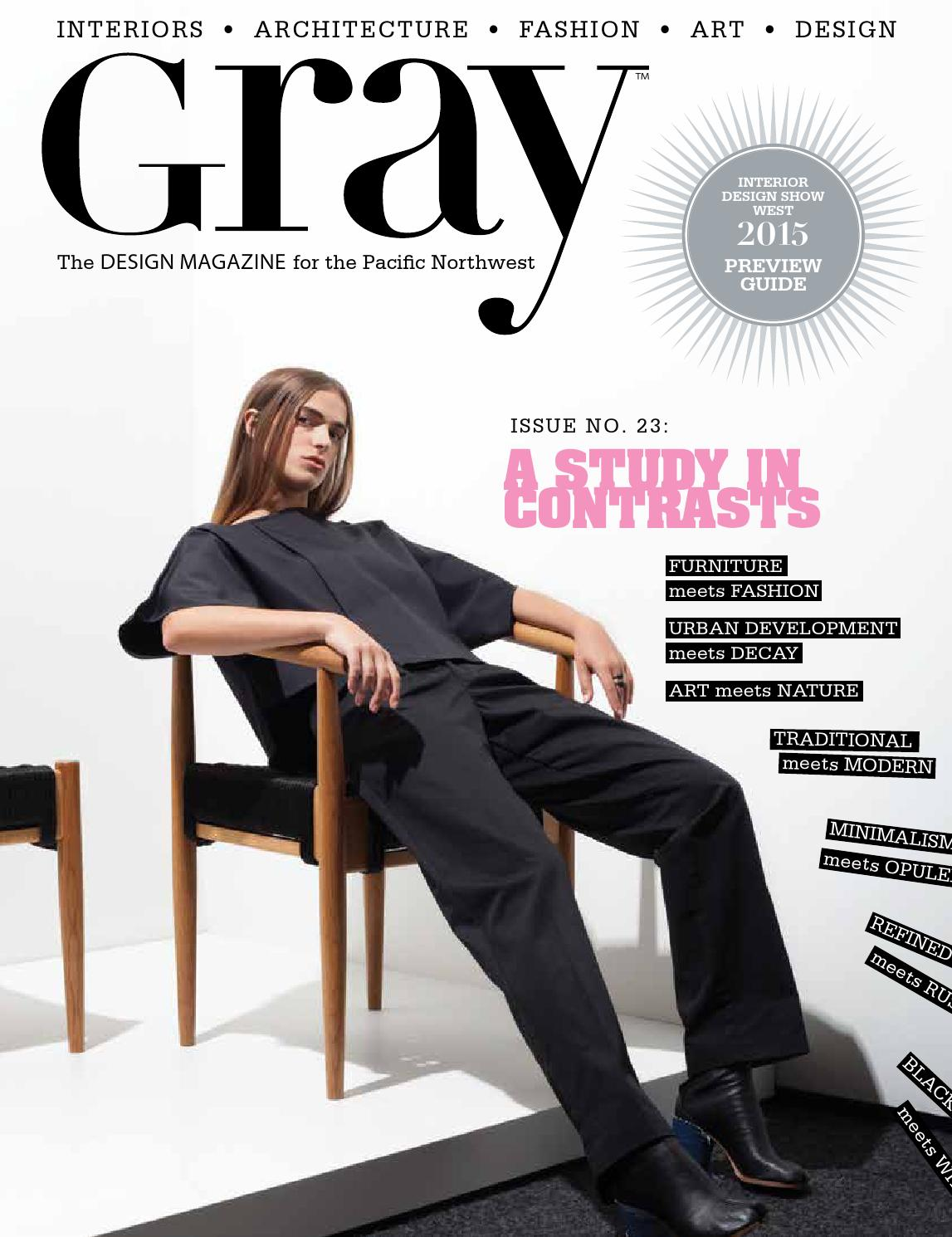 Gray No 23 By Gray Magazine Issuu