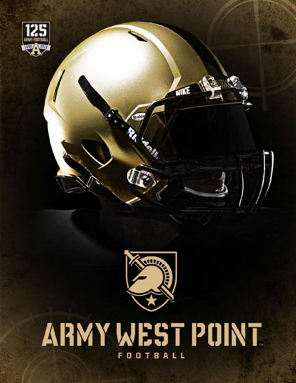 2015 Football Media Guide by Army West Point Athletics - issuu b19ea3a91
