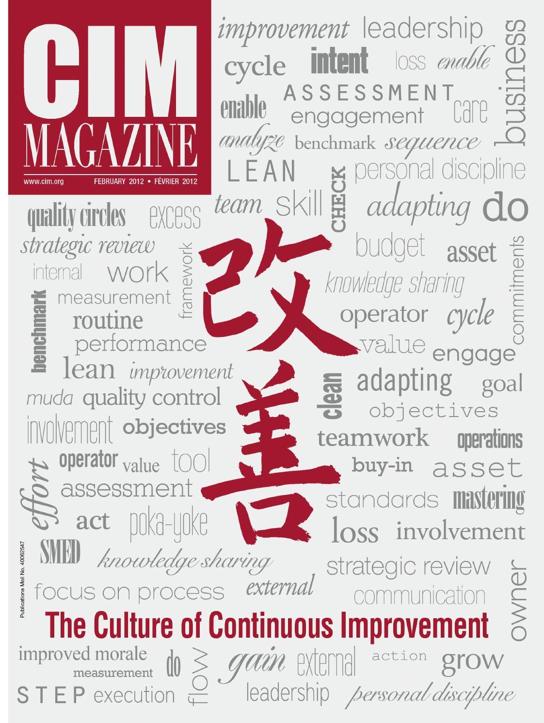 Cim magazine february 2012 by cim icm publications issuu buycottarizona Gallery