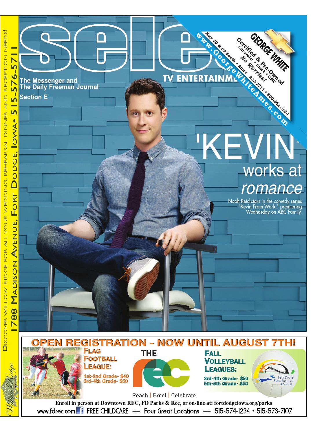 Select TV 8/9/15 by Newspaper - issuu