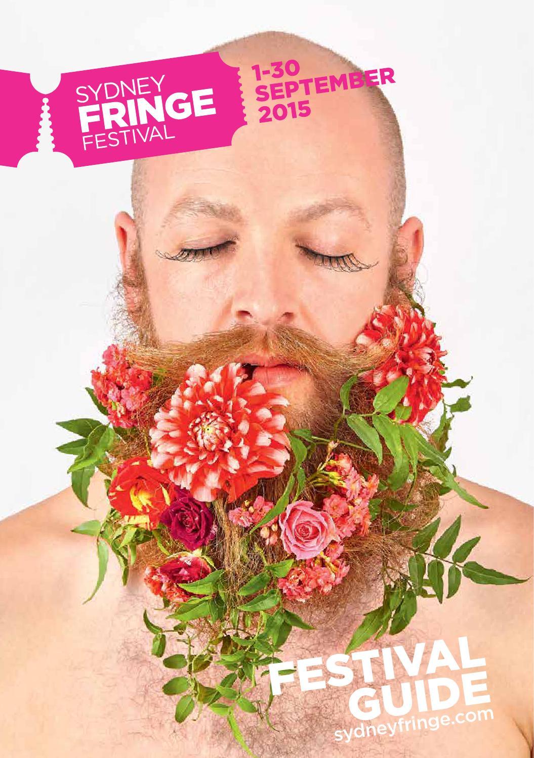 Sydney Fringe Festival Guide 2015 by Sydney Fringe - issuu