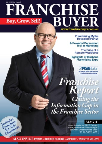 26ee02b0ca52d0 Franchise Buyer Magazine July 2015 by franchise buyer - issuu