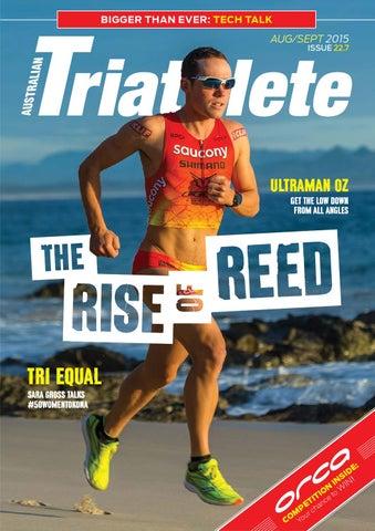 c4acfe071b5 Australian Triathlete Magazine - Aug Sept 2015 by Publicity Press ...