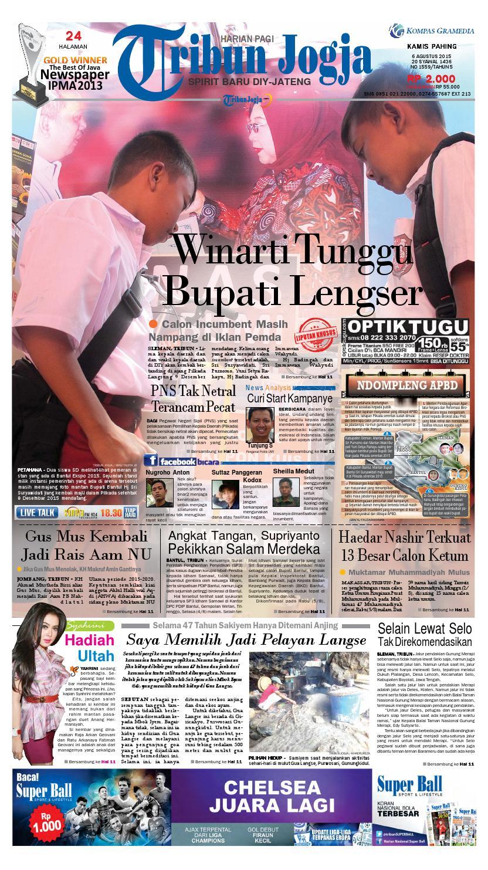 Tribunjogja 06-08-2015 by tribun jogja - issuu 437df4386a