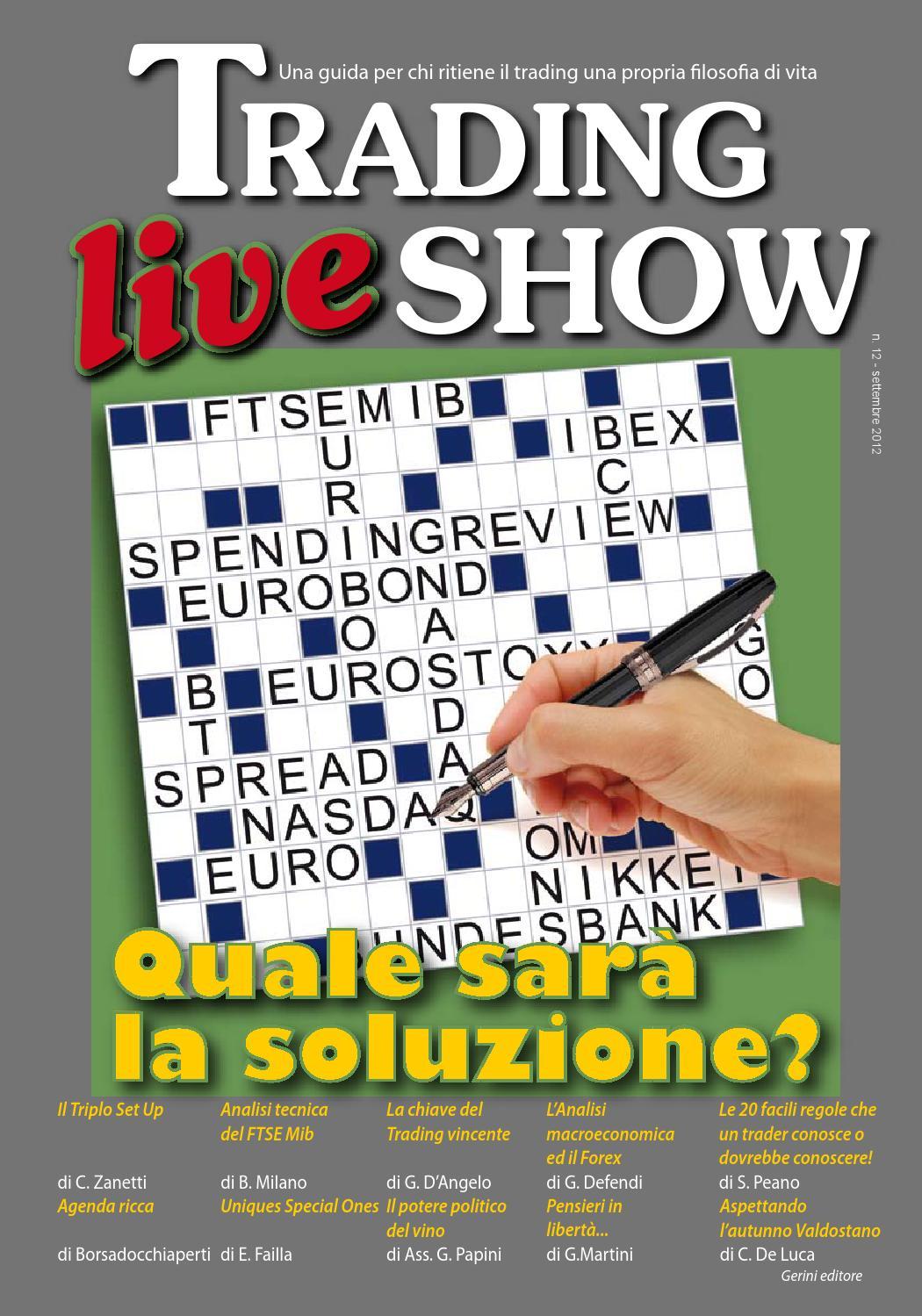 fd676b5b22 Trading Live Show n° 12 by Insider Trading Live - issuu