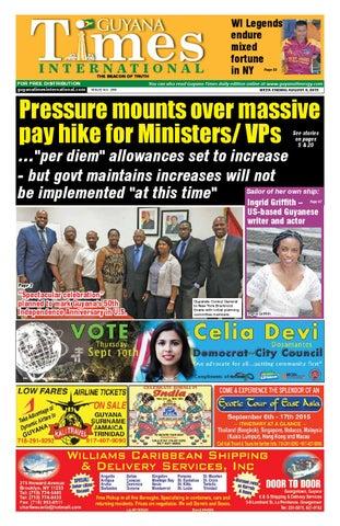 2be3137a Guyana Times International by Gytimes - issuu